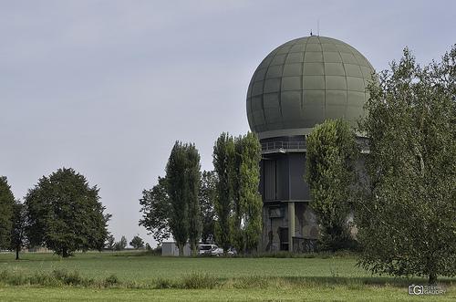 Une autre antenne radar, bientôt abandonnée?