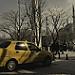 Thumb Renkler, sarı taksi ve Sultanahmet Camii [sinemaskop]