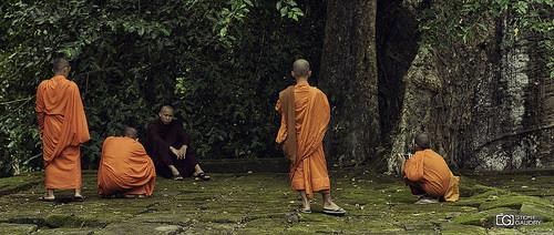 Moines - Siem Reap