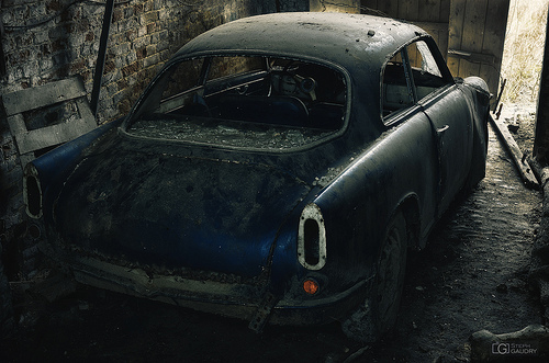 Lost Alfa Romeo