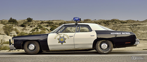 California highway patrol - pit and protect