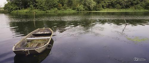 Les étangs de Lanaye