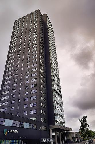 ABN-AMRO toren - HDR