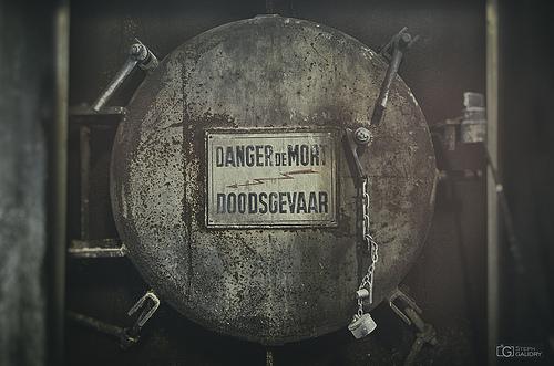 Pandora's jar; Danger de mort