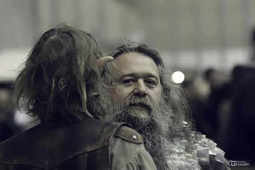 Le nain et l'elfe