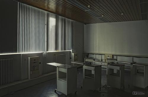 Salle de dialyse
