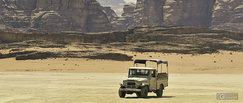 Wadi Rum 4x4