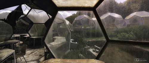 Station de terraformation - 1