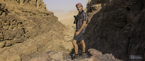 Rando dans les montagnes du Wadi-Rum