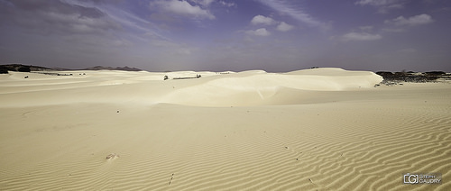 Désert blanc de Boa Vista
