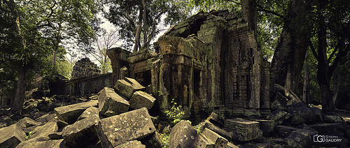 Ruines de Ta Prohm