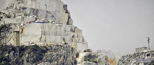Carrières de marbre de Carrare - 600mm