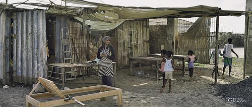Menuisier ébéniste au Cap Vert