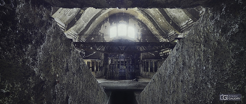 Enter into the wasteland sewers, the deadlights await you...