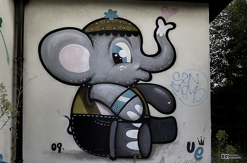 Doel, Babar was there