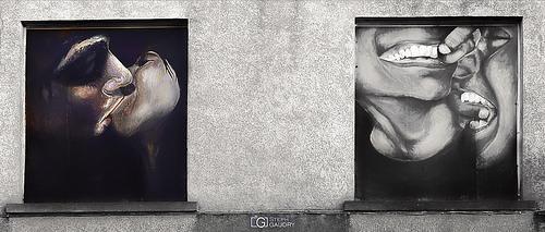 Doel, Desperate kiss