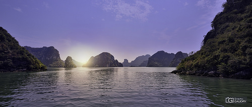 Baie d'Hạ Long (ou baie d'Along)