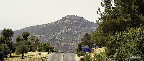 Qal'at Ar-Rabad, le château d'Ajlun