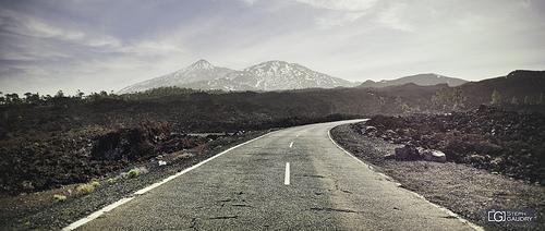 Pico del Teide - Merendero De Chio