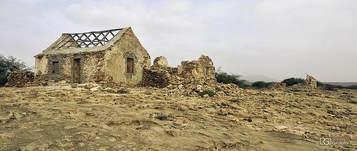 Le village abandonné - Curral Velho