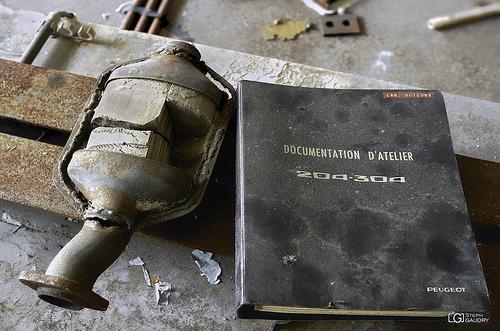 Documentation d'atelier