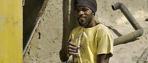 No stress est la devise des Cap-Verdiens