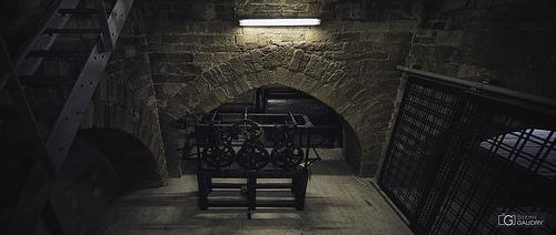 Carillon de la collégiale Saint-Barthélemy