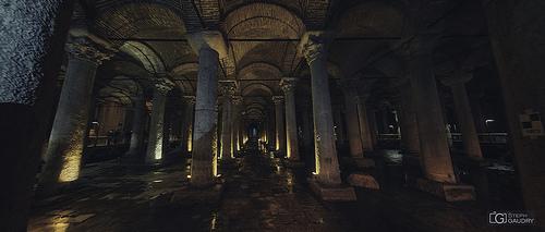 Yerebatan Sarayı