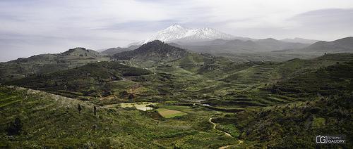 Pico del Teide - Charcas De Erjos
