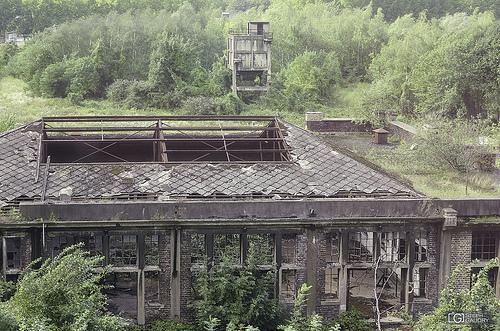 La lampisterie du charbonnage