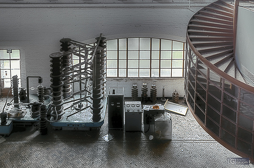 Le laboratoire de Frankenstein