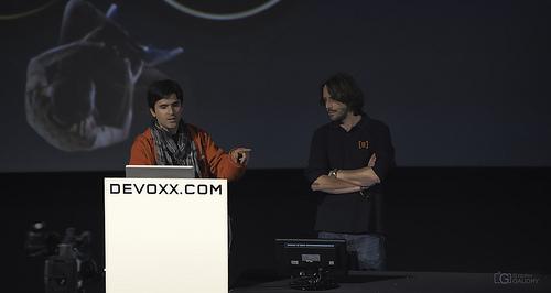 Devoxx 2014 - Martin Görner and Cyril Balit