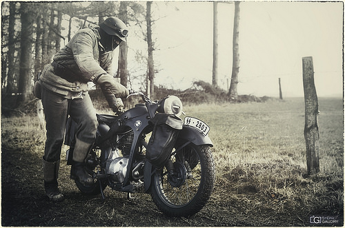 SS Motorcycle