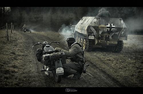 Mouvements des troupes allemandes