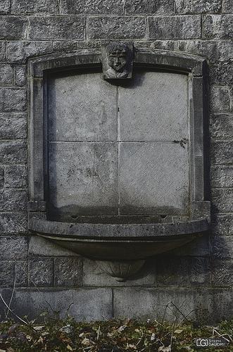 Noisy - Fontaine asséchée