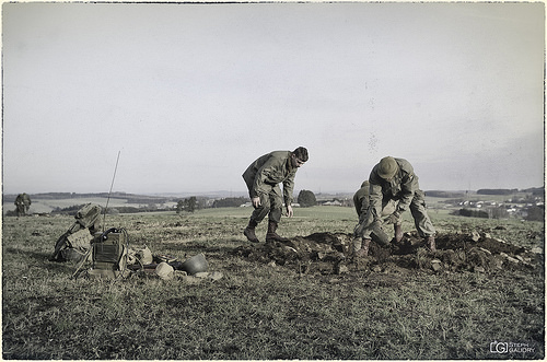 Préparations, observation et défensive
