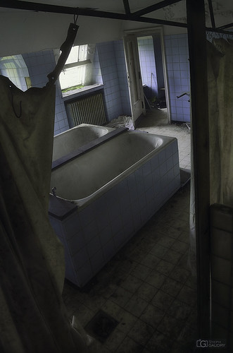 Norman Bates's Bathroom