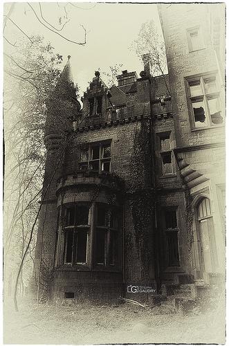Photo vintage du bureau de la directrice de Noisy
