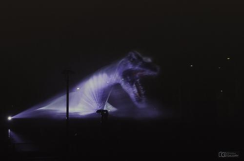 Eindhoven glow 2013 - GreenPower Lagoon Monster