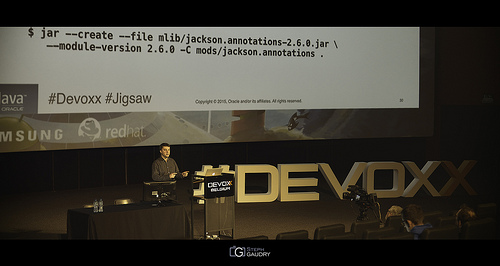 Devoxx2015 - Modular Development with JDK 9