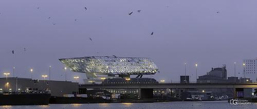 Antwerpen - en route pour Devoxx...
