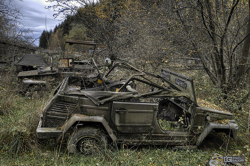 Jeeps graveyard