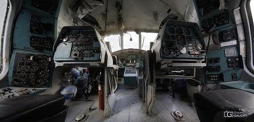 Mi-26T Cockpit
