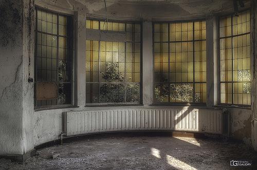 Sanatorium D. La rotonde ouest