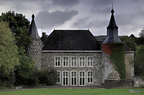 Le château de Colonster