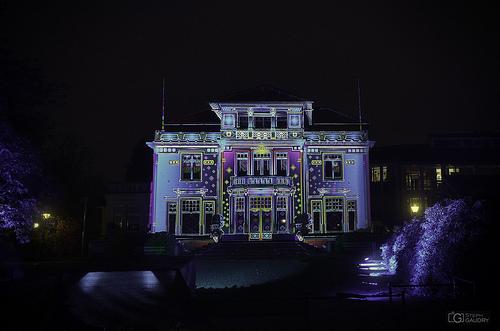Eindhoven glow 2013 - CHROMOLITHE (v2)