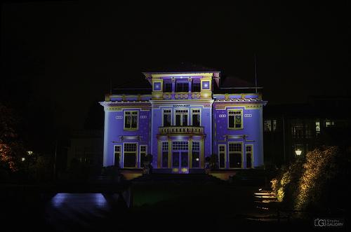 Eindhoven glow 2013 - CHROMOLITHE (v1)