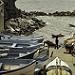 Thumb Il porto di Riomaggiore mantiene un certo fascino