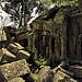 Miniature Ruines de Ta Prohm