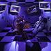 Thumb Dali - Paranoïa critique - éclairage bleu